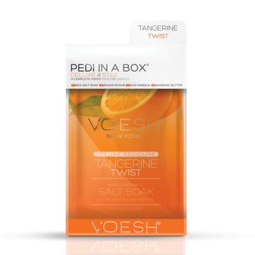 Pedi in a box, tangerine twist