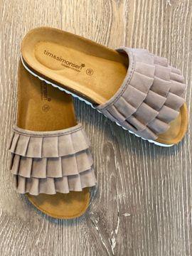 Noora sandal grå