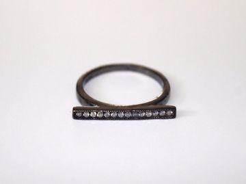 Oxy bar ring