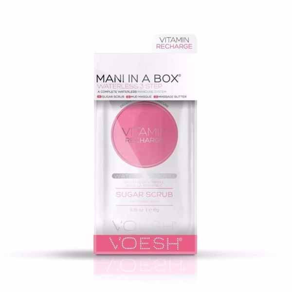 Mani in a box, vitamin recharge