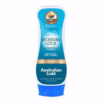 Moisture lock tan extender, Australian gold