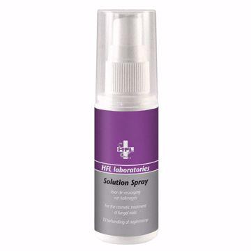 Solutuion spray, behandling af neglesvamp, 50 ml