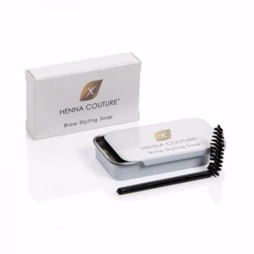 Henne Couture brow styling soap